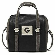 NEW G BY GUESS BLACK LAUDINE CROSS BODY BAG HANDBAG PURSE