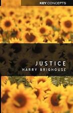 Justice (Polity Key Concepts in the Social Sciences series), Brighouse, Harry, B