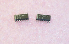 QTY (50) SN74F10D TI SOIC-14 NAND GATE SURFACE MOUNT 74F10...FREE SHIPPING