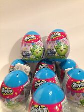 6 X Shopkins Super Surprise Eggs Party Bag Filler Gift Easter