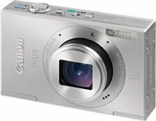 Brand New Canon IXUS 500 HS Digital Camera (Silver Body)