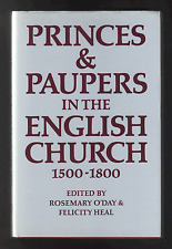Princes and Paupers in the English Church (Hardback, 1981)