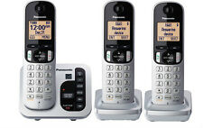 SPECIAL SALE ! Panasonic KX-TG433SK DECT 6.0 Cordless Phone System