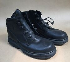 Dr Martens Vintage Black Boots Woman's 8 made in England