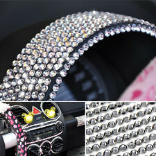 900 BULK Sheet 2.5mm Self Adhesive CLEAR DIAMANTE Stick On Rhinestone GEMS CRAFT