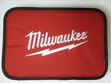 "Two (2) Milwaukee M12™ 2401-20 Tool Bag 13"" Contractor Soft Case HD Canvas Tote"