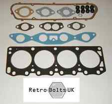 Ford Xflow Crossflow Cylinder Head Gasket Set - Mk1 Mk2 Escort, Cortina, Anglia