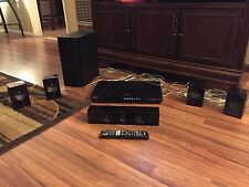 Samsung HT-E5400 5.1 Channel Smart 3D Blu-Ray System - SPEAKERS/SUB WOOFER ONLY