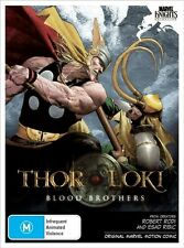 Thor & Loki - Blood Brothers (DVD, 2011)