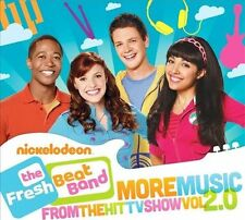 The Fresh Beat Band Vol 2.0: More Music From The Hit TV Show 2012 by Fresh Beat