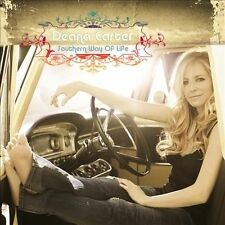 Southern Way of Life * by Deana Carter (CD, Dec-2013, Relativity (Label))