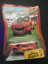 Disney Pixar Cars Spin Out Lightning McQueen #36 - RaceORama series by Mattel