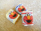 GLOSSY ELMO PERSONALIZED HERSHEY's NUGGET WRAPPERS BIRTHDAY PARTY FAVORS