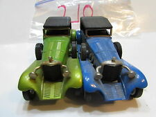 MATCHBOX 1972 LOT OF 2 LOOSE LESNEY 1928 MERCEDES BENZ SS MADE IN ENGLAND