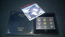 South Africa 1997 Short Proof Set in SA Mint Case