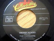 THE CORSAIRS - SMOKEY PLACES / GUY DRAKE - WELFARE CADILLAC