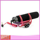 Videomic VidMic GO On Camera Shoe Mount Rycote Lyre Onboard Microphone For Rode