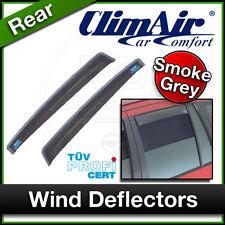 CLIMAIR Car Wind Deflectors JAGUAR X TYPE Estate 2005 2006 2007 2008 2009 REAR
