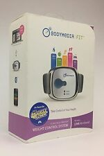 BodyMedia FIT Weight Control System ~ Wireless LINK Armband Calorie burn Tracker