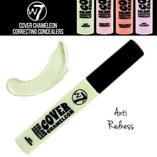 W7 Makeup Cover Chameleon Colour Correcting Concealers - Anti Redness