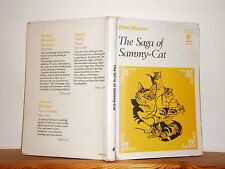 The Story of Sammy-Cat by Ethel Mannin HB in Dw 1969