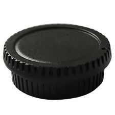 Enduring Best Body Cover + Lens Rear Cap for CANON FD Camera + Lens Prote NoCP80