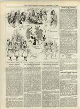 1891 Children's Pantomime Royalty Theatre