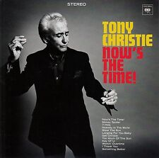 TONY CHRISTIE : NOW'S THE TIME / CD - TOP-ZUSTAND