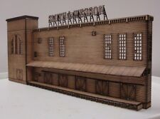Z SCALE S&W BACKGROUND BUIL LASER CUT FULLY ASSEMBLED