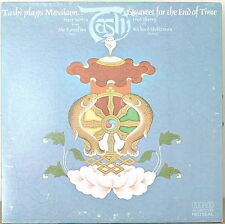 MESSIAEN: Quartet for the End of Time-M1976LP TASHI-PETER SERKIN/STOLTZMAN++