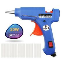 XL-E20 High Temp Heater Glue Gun 20W Handy with 50 Glue Stick Graft Repair Tool