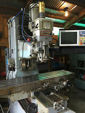 Atrump B6FC 3-Axis CNC Bed Mill New Centroid M400 CNC Milling Machine