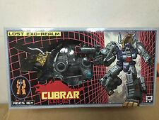Fansproject Transformers Dinobot Slag Cubrar Tekour LER-02 TFCON 2014 MISB