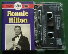 An Hour Of Ronnie Hilton inc No Other Love & The Gift + Cassette Tape - TESTED