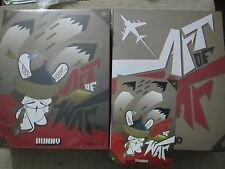 "◆Kidrobot Art of War 2014 3"" Dunny SEALED Case of 20 Huck Gee Drilone Shok1 JPK"