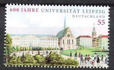 Federal nº 2745 ** 600 años Uni Leipzig 2009, correos frescos