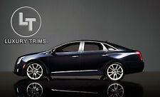 Cadillac XTS Stainless Steel Chrome Pillar Posts by Luxury Trims 2013-2017 (6pc)