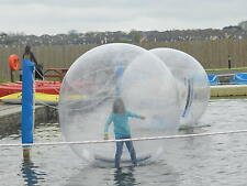 Water walker, water ball, bulles d'eau, aqua ball waterballz water walking pvc