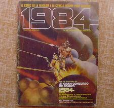 Comic, 1984, número 62, Toutain Editor, Rafa Negrete, Marzo de 1984, 80 páginas