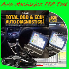 TOAD: OBD2 Software for Mechanics & Home Car Owners: Bluetooth ELM327 Torque ~