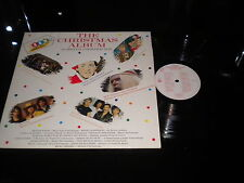 Now That's What I Call Music - The Christmas Album - LP Vinyl Record - 1985