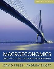 Macroeconomics and the Global Business Environment by Scott and Miles, 2nd Ed.