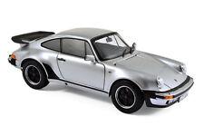 Porsche 911 Turbo 3.3L 1977 Silver  1:18 Norev 187574
