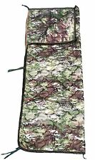 Military Style Poncho Liner Blanket - Woobie (Multicam OCP with Zipper)