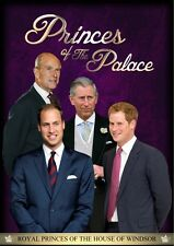 Princes of the Palace 2015 DVD