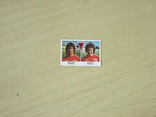 Image sticker N° 357  FOOTBALL 79  PANINI BESANCON  BERNAD DRALET  1979 D2