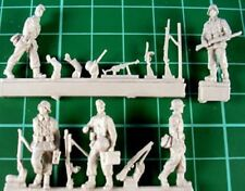 Milicast FIG080 1/76 Resin WWII German Infantry
