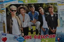 ONE DIRECTION - A3 Poster (ca. 42 x 28 cm) - Louis Clippings Fan Sammlung NEU