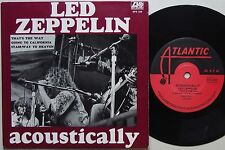 LED ZEPPELIN Acoustically EP Original AUSTRALIA ONLY 70s Stairway To Heaven PAGE