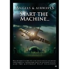"ANGELS & AIRWAVES ""START THE MACHINE""  DVD NEU"